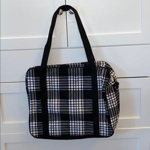 31 Away for the Weekender in Perfectly Plaid